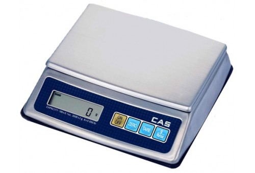 Can  Dien Tu CAS A D,CAS Simple Weighing Scale A D, Cân Điện Tử CAS  PW II