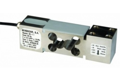 Loadcell Sensocar, Loadcell Sensocar - LOADCELL SENSOCAR BS-1 IP67