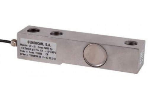 Loadcell Sensocar, Loadcell Sensocar - LOADCELL SENSOCAR CO-2