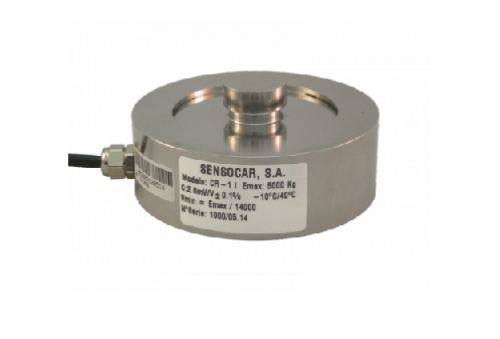 LOA DCELL SENSOCAR CO-1, LOADCELL SENSOCAR CR-1