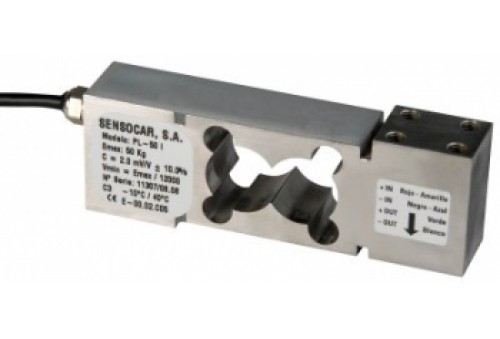 Loadcell sensocar SP-A, LOADCELL SENSOCAR PL-50 IP67