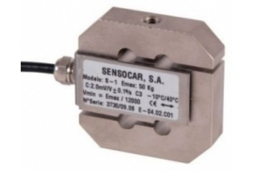 LOA DCELL SENSOCAR  DIGITAL SP- DP, LOADCELL SENSOCAR S-1