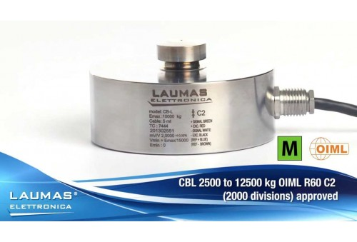 LOA D CELL B6N  ZEMIC -USA , LOADCELL LAUMAS CBL