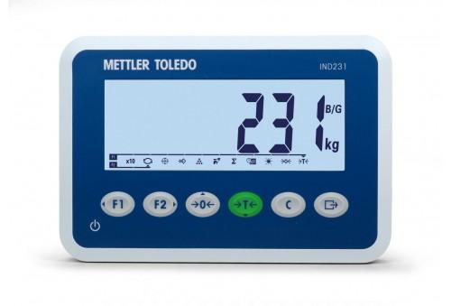 DAU CAN METTLER TOLE DO IN D 236, ĐẦU CÂN METTLER TOLEDO IND 231
