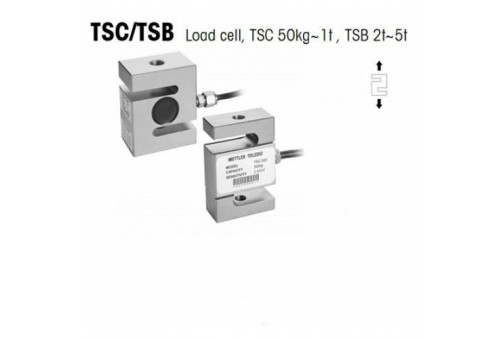 Loadcell METTLER TOLE DO MT1022, Loadcell Mettler Toledo TSB-TSC