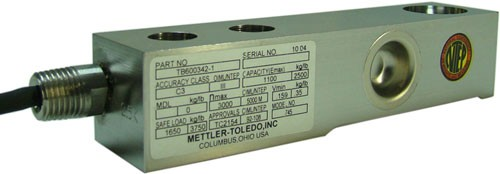 Loadcell METTLER TOLE DO MT1022, Mettler - Toledo Loadcell