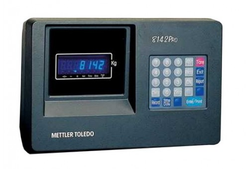 Dau Can Mettler Toledo IN D 221, Indicator 8142 Pro