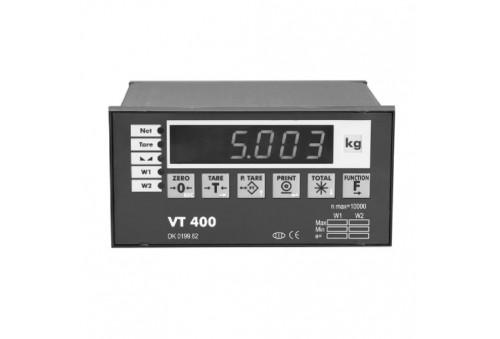 Đầu cân điện tử,  Dau can dien tu -  Indicator VT 400 VISHAY