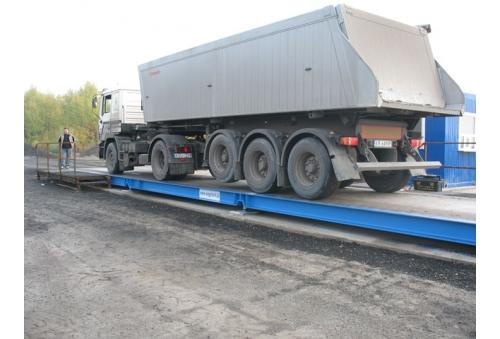 Can Xe Tai 60 Tan, Cân xe tải 100 tấn