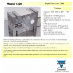 Load Cell Tedea-Huntleigh Model 1320, Load Cell Tedea-Huntleigh Model 1320 - image3